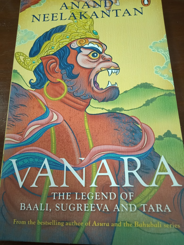 Vanara: The Legend of Baali